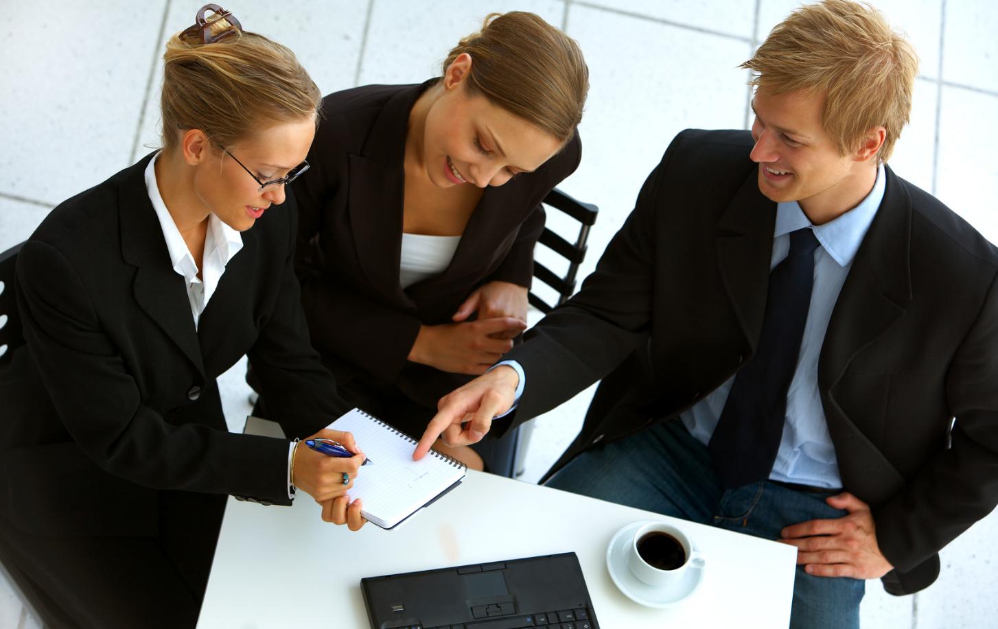 Бизнес-идея открытия кадрового агенства