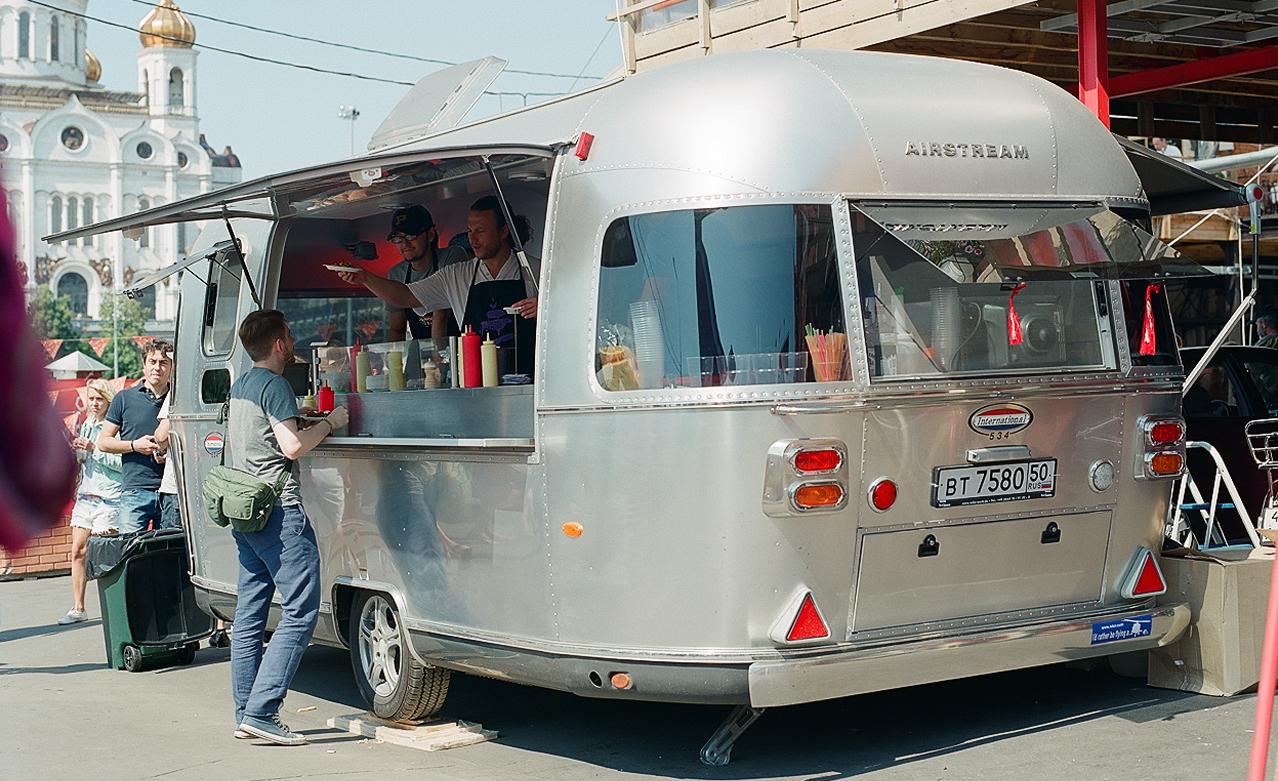 Бизнес-идея открытие фаст-фуда на колесах