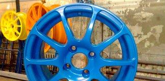Как организовать бизнес по покраске автомобильных дисков