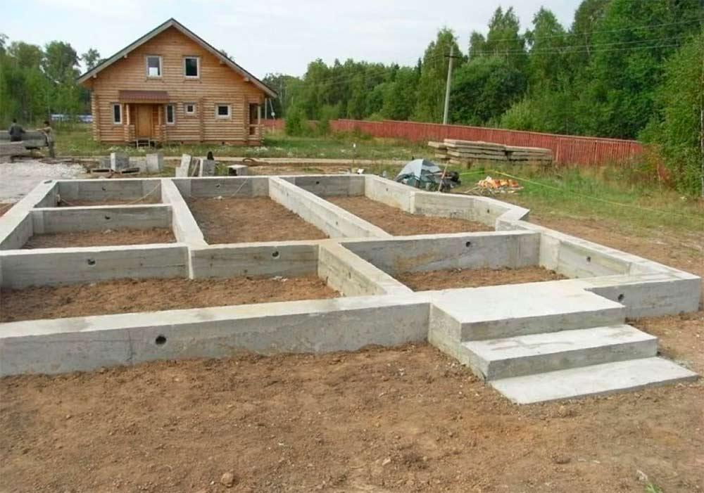 Бизнес-идея установки фундамента зданий