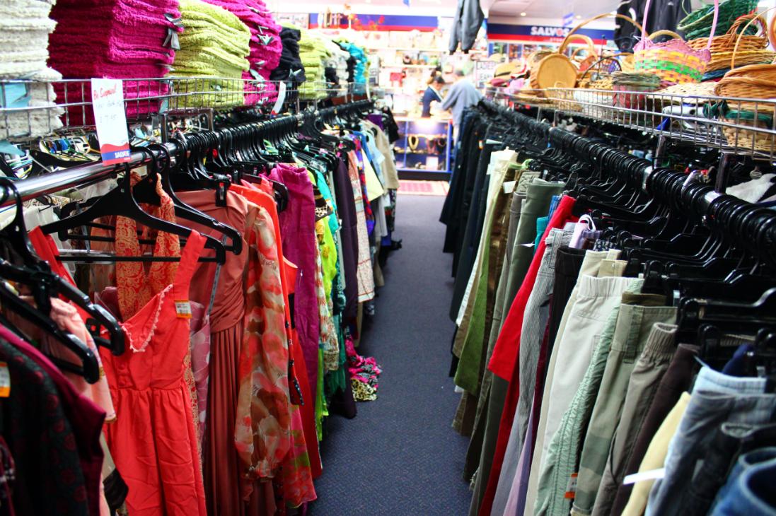 Бизнес-идея открытия магазина секондхэнд