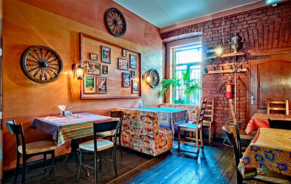 Бизнес-идея открытия арт-кафе