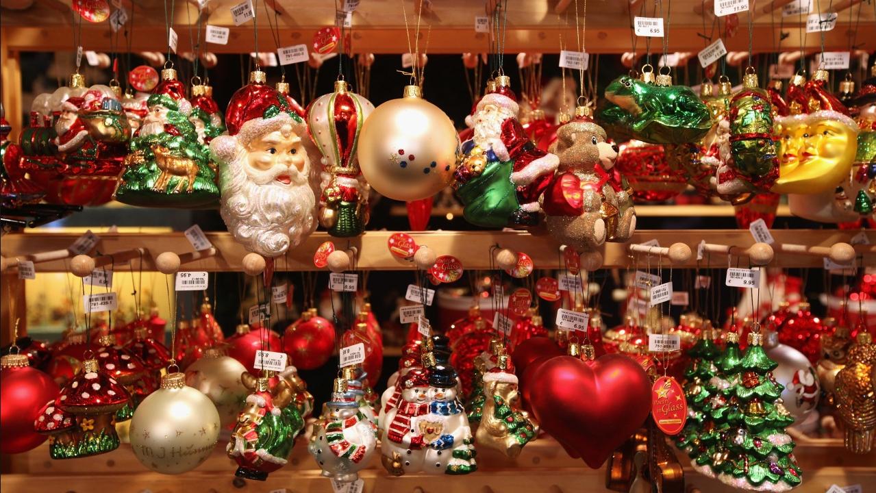Бизнес-идея продажи новогодних игрушек