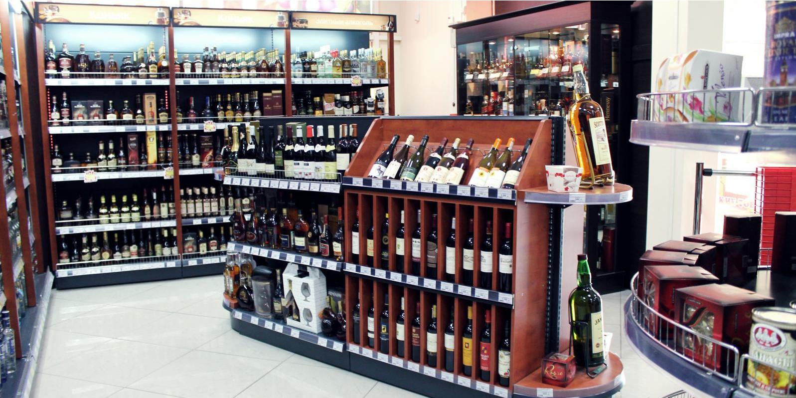 Бизнес-идея открытия алкомаркета
