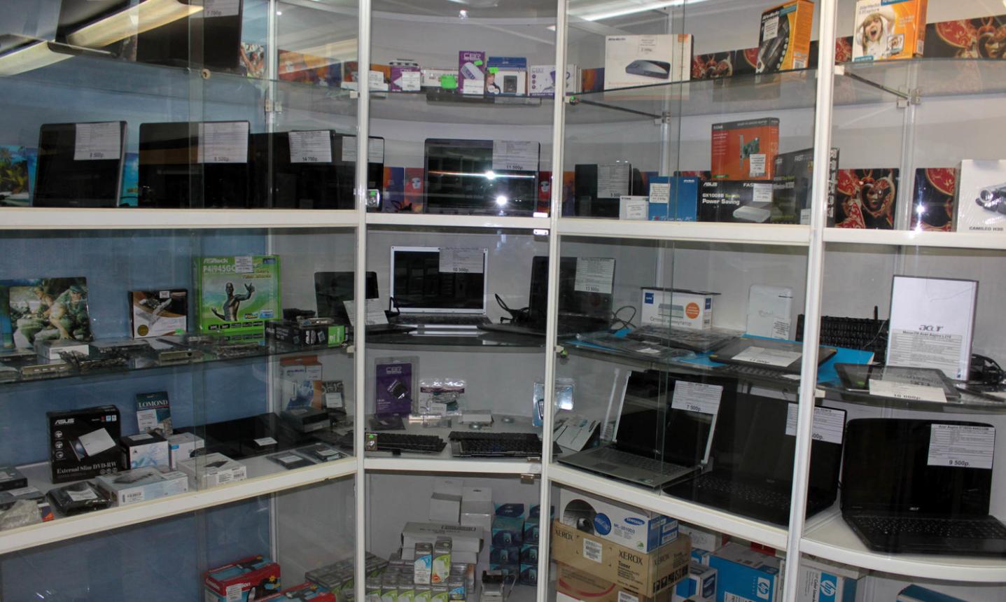 Бизнес-идея открытия комиссионного магазина оргтехники