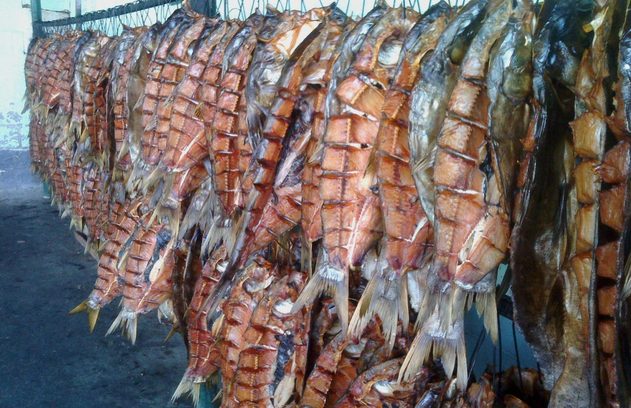 Бизнес-идея производства копченой рыбы