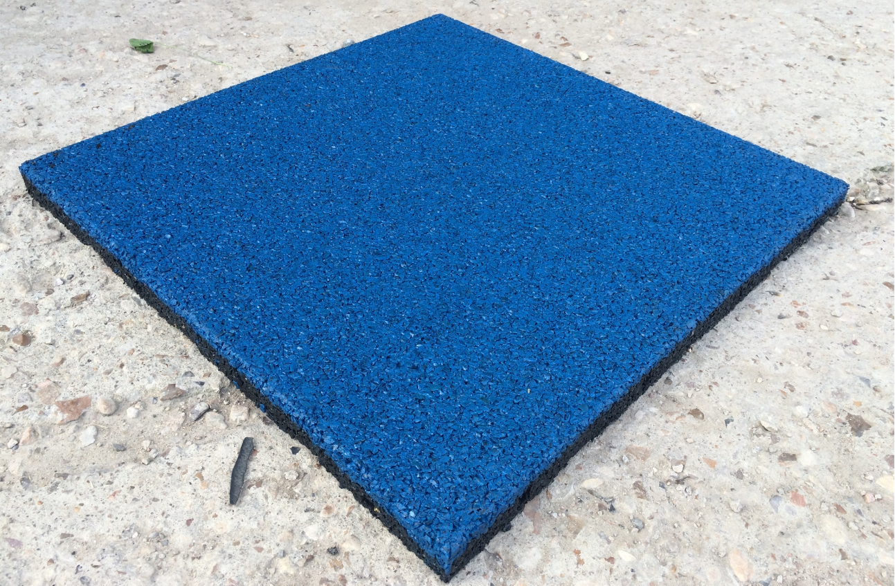 Бизнес-идея производства резиновой плитки