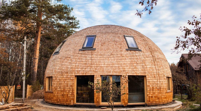 Бизнес-идея строительства купольных домов