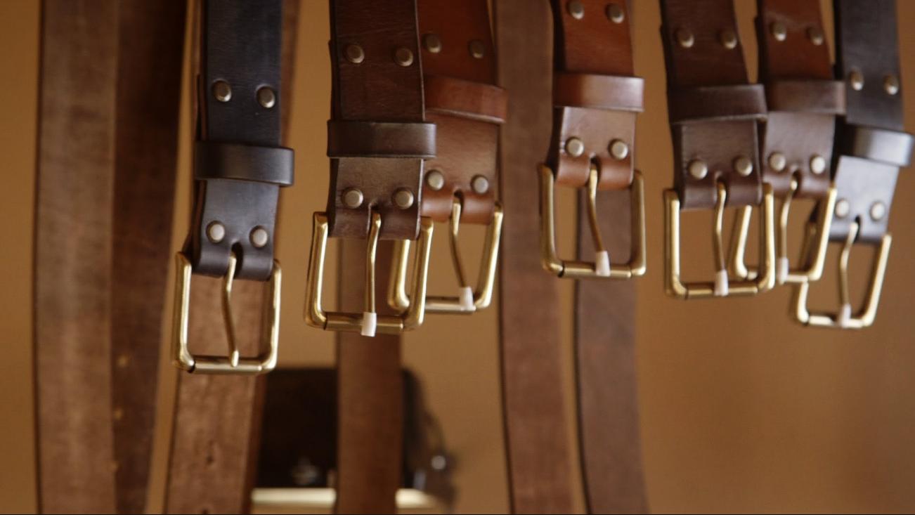 Производство кожаных ремней на дому купить кожаный ремень мужской в туле