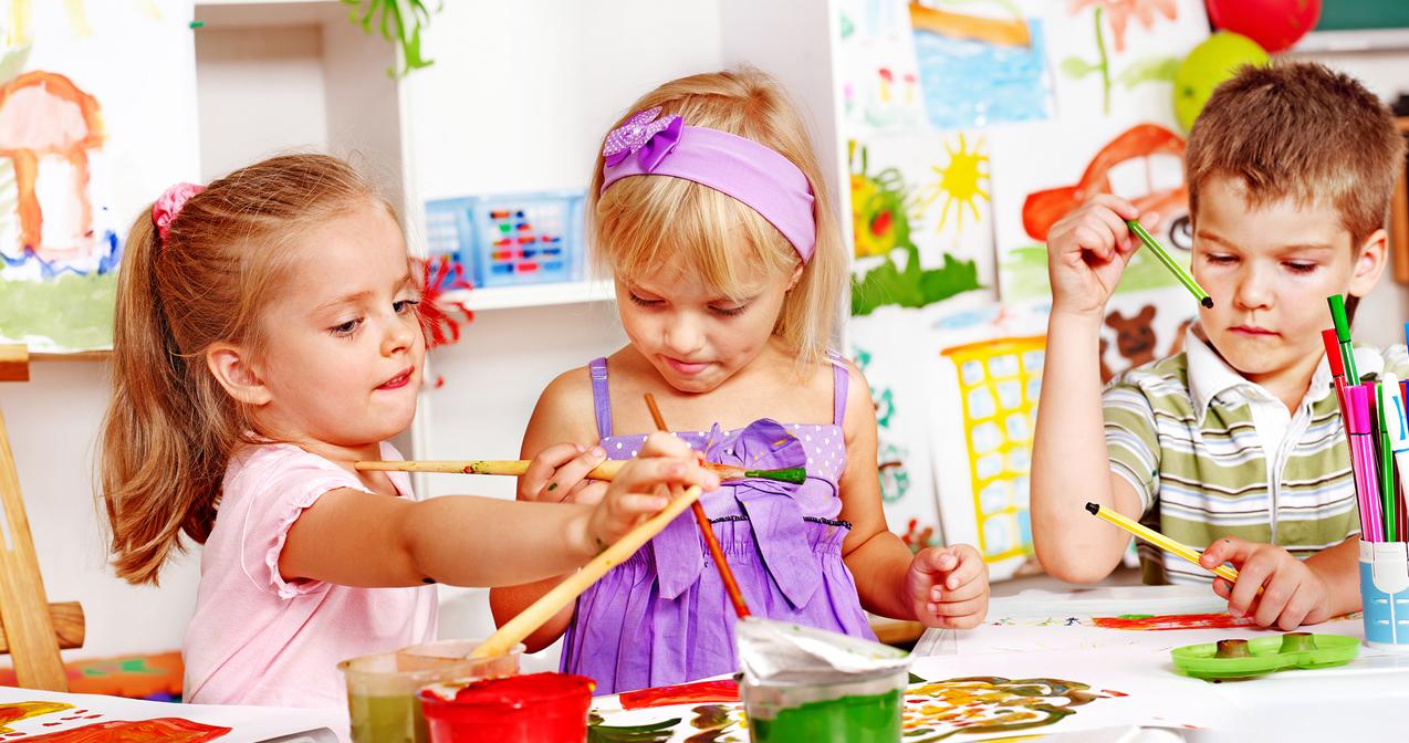 как организовать открытие детского мини-садика
