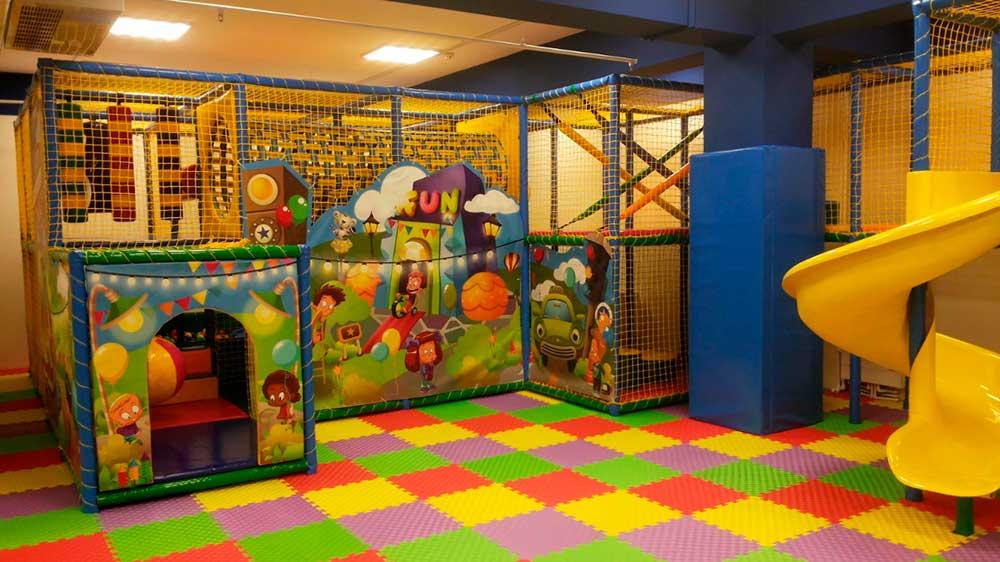Бизнес идея: детская игровая комната