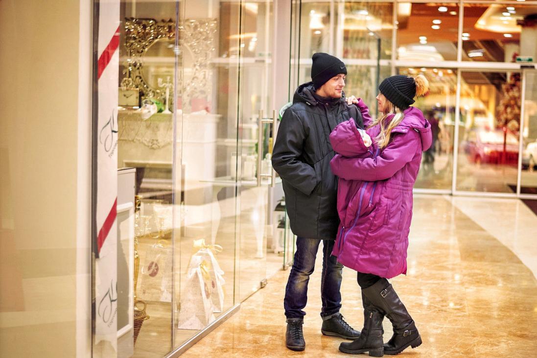 Бизнес-идея пошива и продажи слингокурток