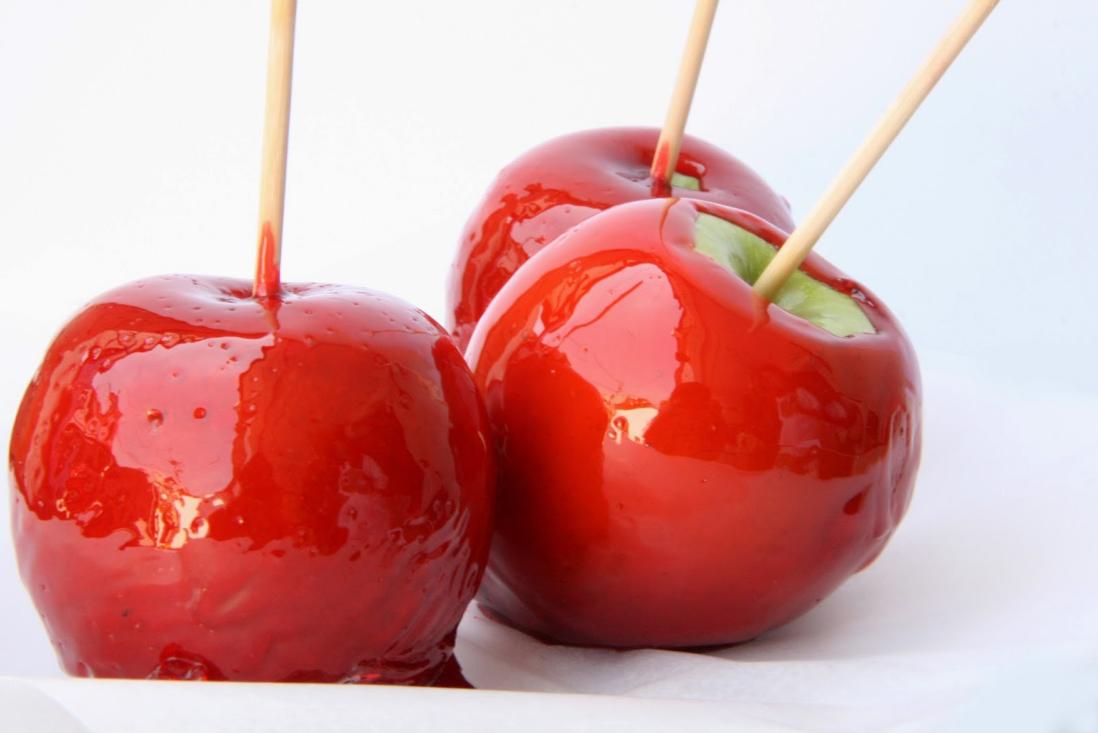 Бизнес-идея производства карамельных яблок