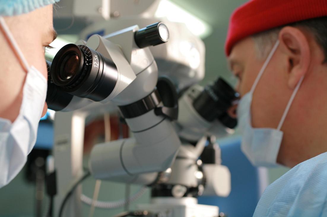 Бизнес на открытии центра глазной микрохирургии