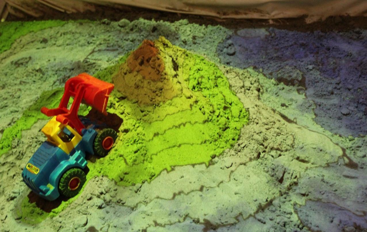 Бизнес-идея открытия интерактивной песочницы