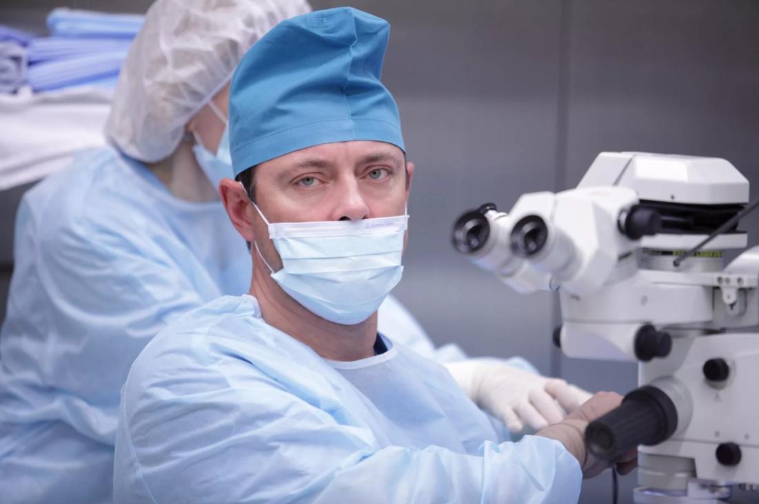 Бизнес-идея открытия центра глазной микрохирургии