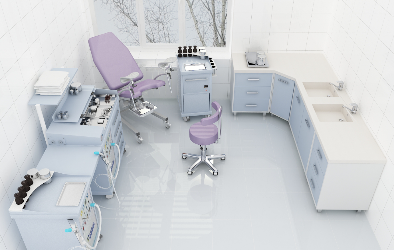 Бизнес-идея открытия гинекологического кабинета
