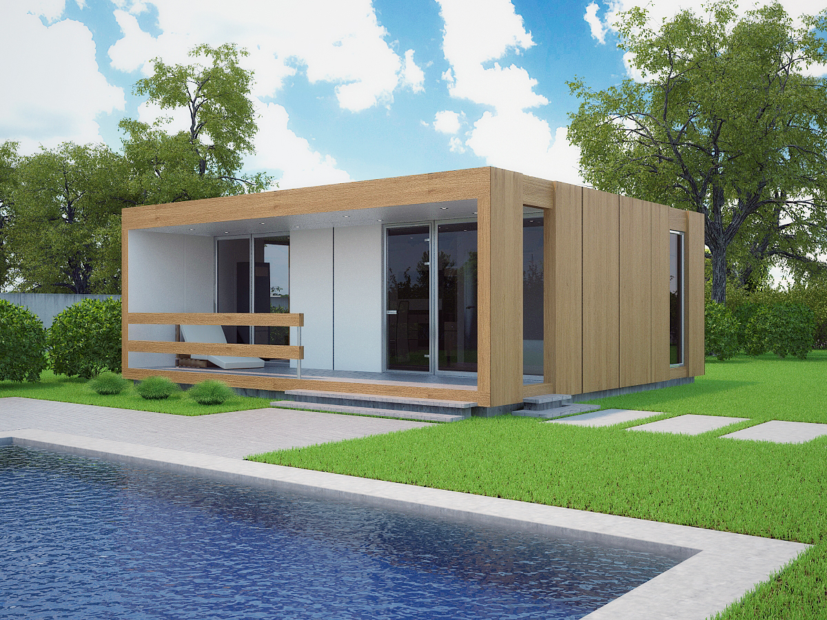 Бизнес-идея: продажа модульных домов