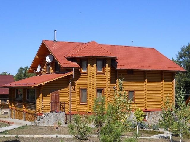 Строительство деревянных срубов с рентабельностью 100%