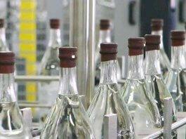 Производство спирта